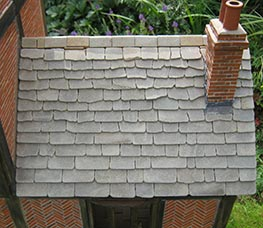 Stone Roofing Slabs