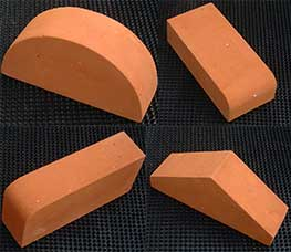 Shaped Bricks