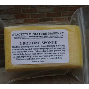 Grouting / Cleaning Sponge