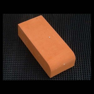 Multi Red Bullnose on Flat - Small Pack of 25