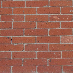 Georgian Red Brickslips - Large Pack of 500
