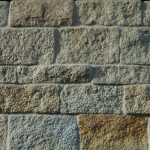Grey Rough Faced Stone - Large Pack