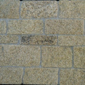 Yellow Sandstone Rough Faced Stone - Large Pack