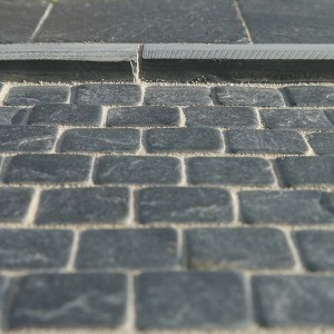 Real Slate Cobble Stones - Large Pack