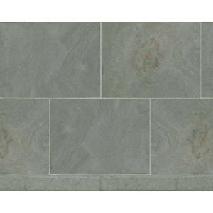 "Green Stone 2"" x 1 1/2"" Flagstones - Large Pack"