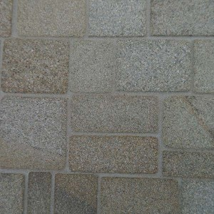 Grey Squared Random Flagstones - Small Pack