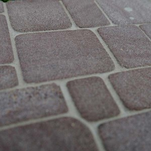 Highland Red Squared Random Flagstones - Large Pack