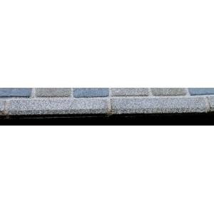"""Green Stone Kerbstones 1 1/2"""" x 3mm - Large Pack"""