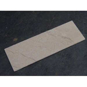 Cream Marble Fireplace Hearth - Small