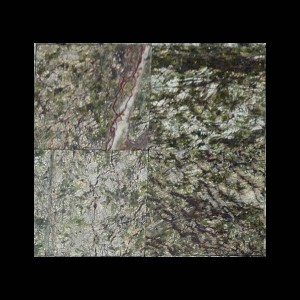 "Emerald Forest Green Marble 1"" Tiles - Pack of 25"