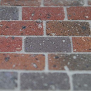Dark Stock Brick Paviors - Small Pack