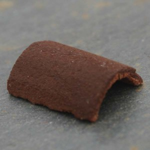 Rounded Conker Ridge Tiles - Small Pack of 10