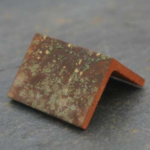Angled Old Village Ridge Tiles - Small Pack of 10