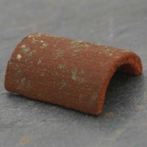 Rounded Old Village Ridge Tiles - Small Pack of 10