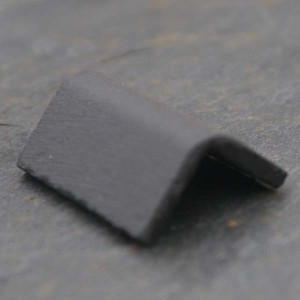 Short Winged Simulated Slate Ridge Tiles - Small Pack of 10