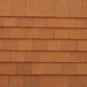 Dirty Red Roof Tiles - Large Pack of 250