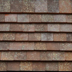 Old Village (Weathered) Roof Tiles - Small Pack of 50