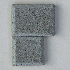 Grey Stone Quoin Stones - Small Pack of 10