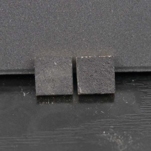 "1/3"" Charcoal Victorian Tiles - Small Pack of 25"