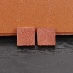 """1/3"""" Red Victorian Tiles - Large Pack of 100"""
