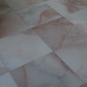 Pink Blush Marble-esque Tiles - Pack of 25