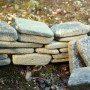 Yellow Sandstone Dry Stone Walling - Small Pack