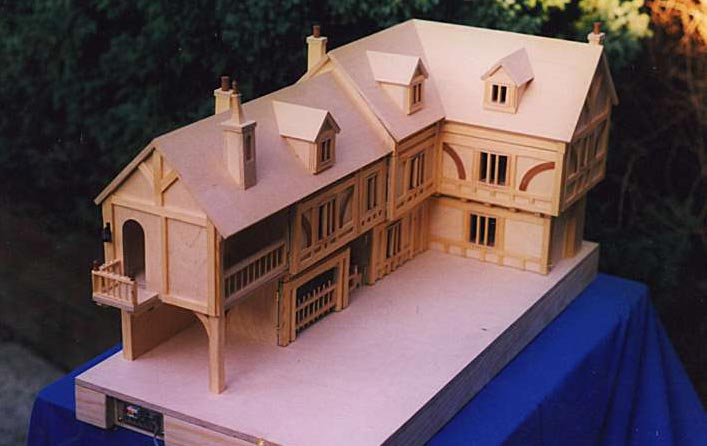 Tudor Mill Unclad