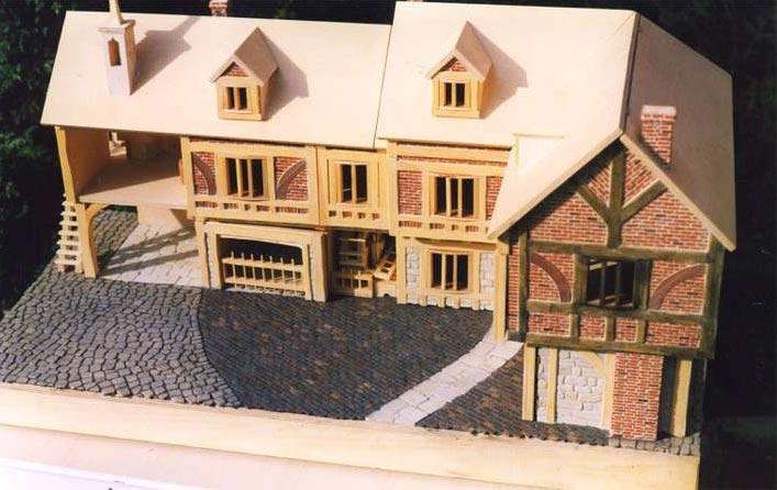 Tudor Mill Part Clad
