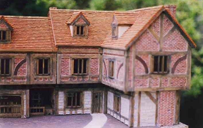 Tudor Mill Complete